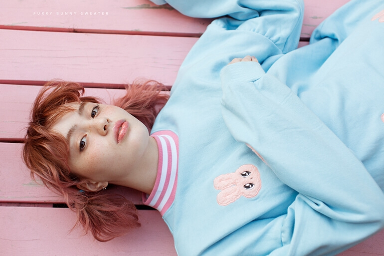 Soft Focus Dream State Lazy Oaf - thecoolhour | ello