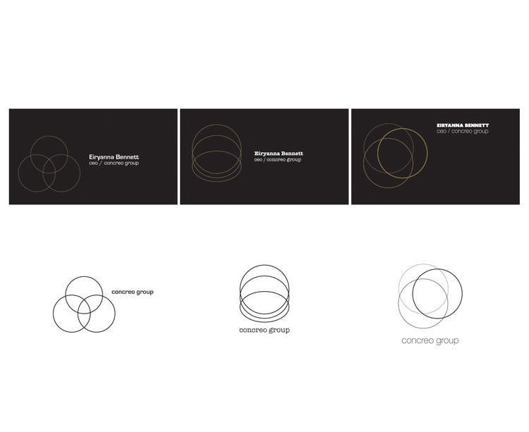 Rebrand, logoform, business car - jamesowendesign | ello