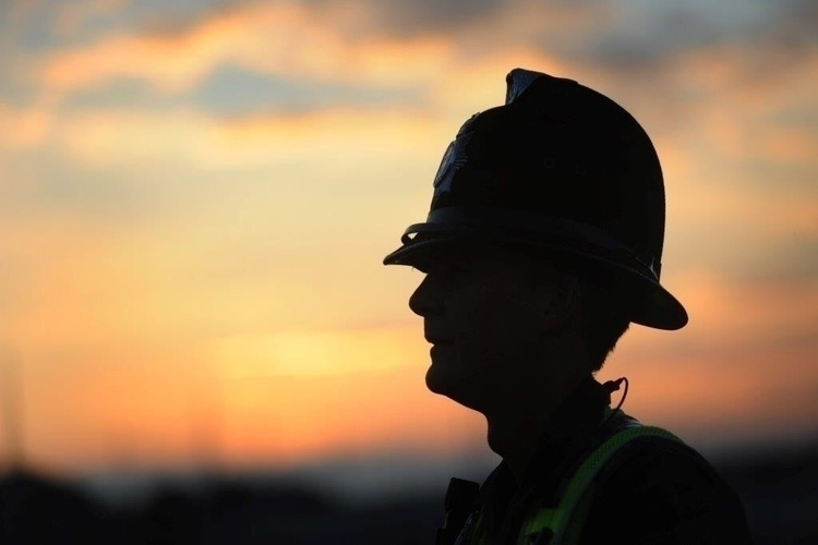 year today retired Police caree - oceanromeo | ello