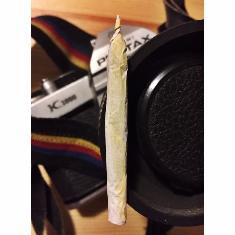 Portrait Pentax - marijuana, cannabis - jphoto_project   ello