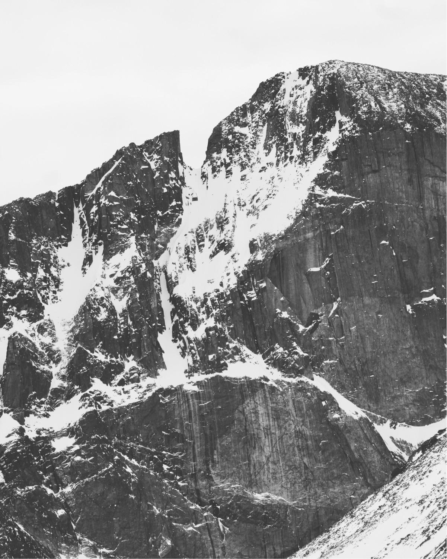 Notch Couloir, Longs Peak, IV D - thomaswoodson | ello