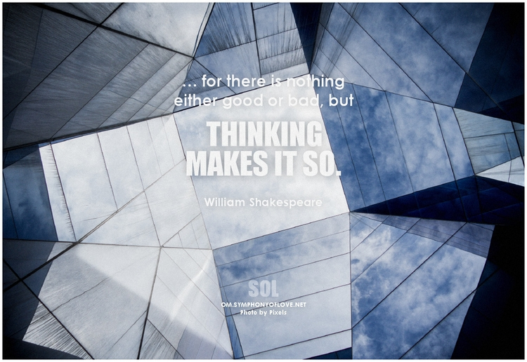 picture quotes Positive Thinkin - symphonyoflove | ello