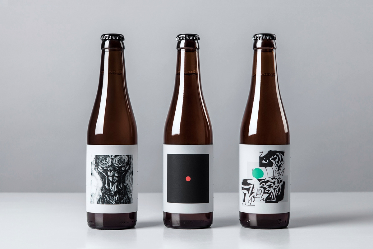 Packaging Brewing designed Goth - northeast | ello