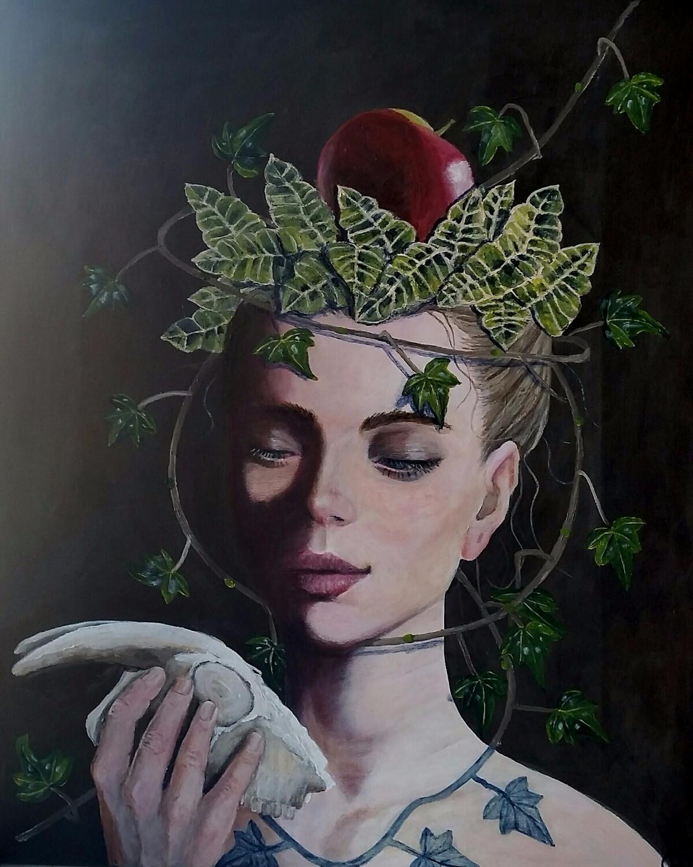 Acrylics canvas - hannefeldt | ello