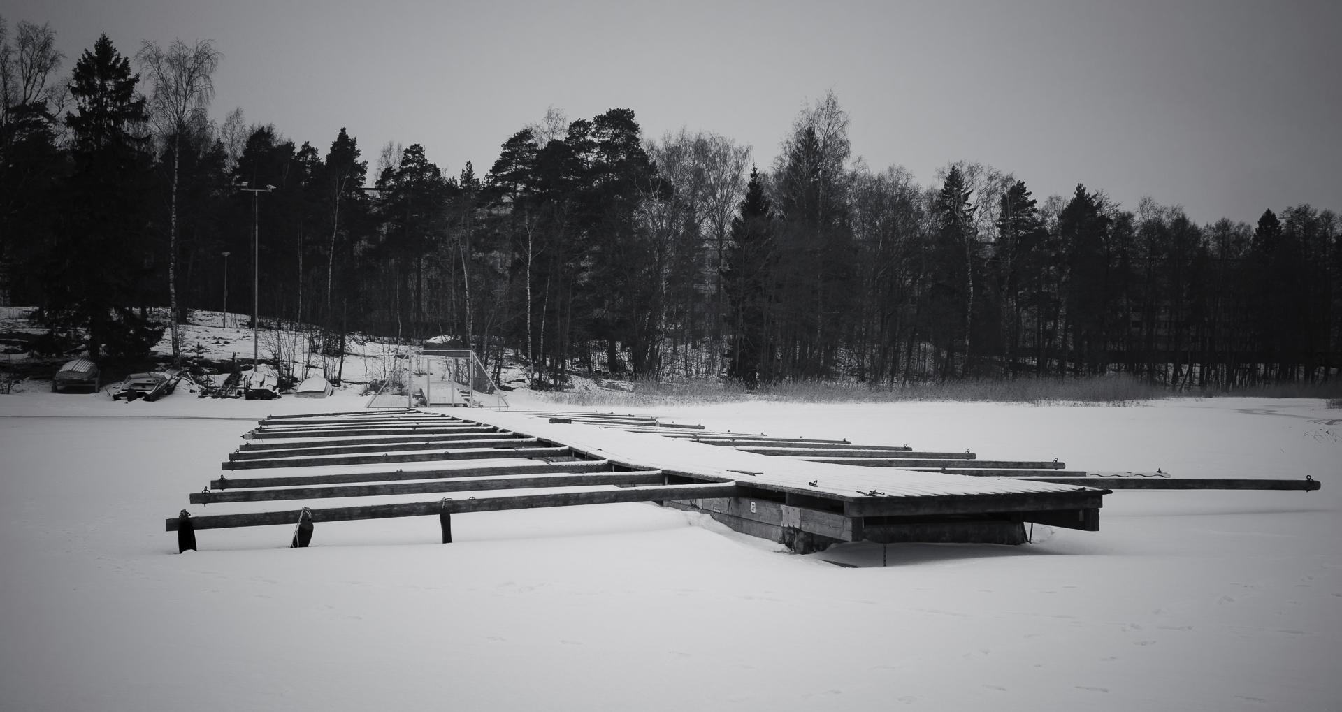 Otsolahti marina - photography, landscape - anttitassberg | ello