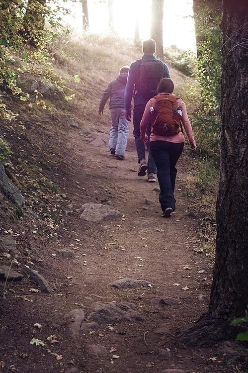 Summertime hikes white Sierra.  - katieleighphoto | ello