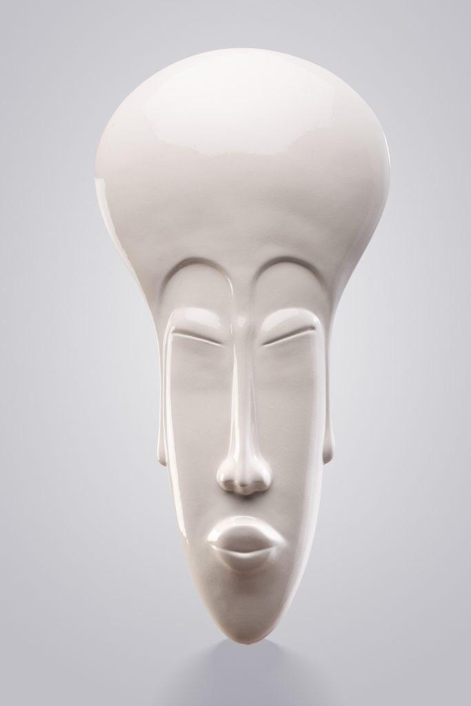 Kossi Aguessy Loo Mask, 2016 Ce - blackartmatters | ello