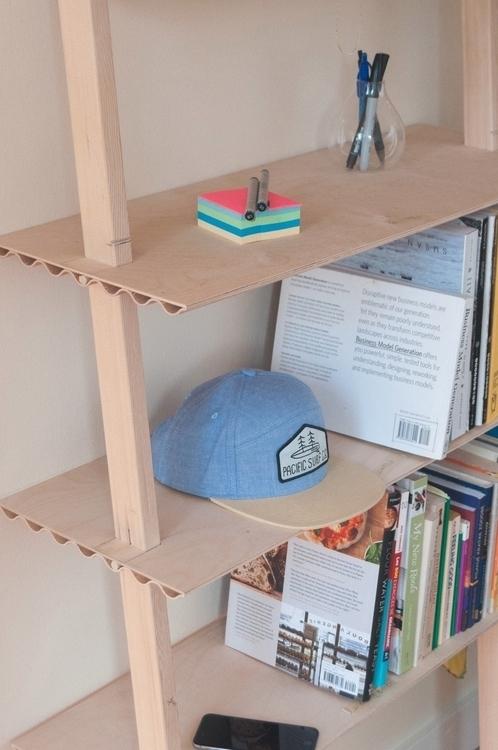Shelf detail - productdesign, industrialdesign - studiocorelam   ello