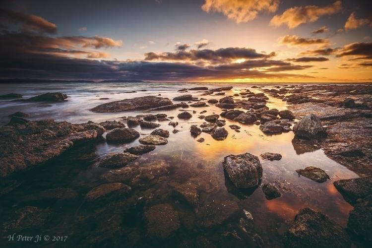 Pleasing sunset glow cast surfa - scorpioonsup | ello
