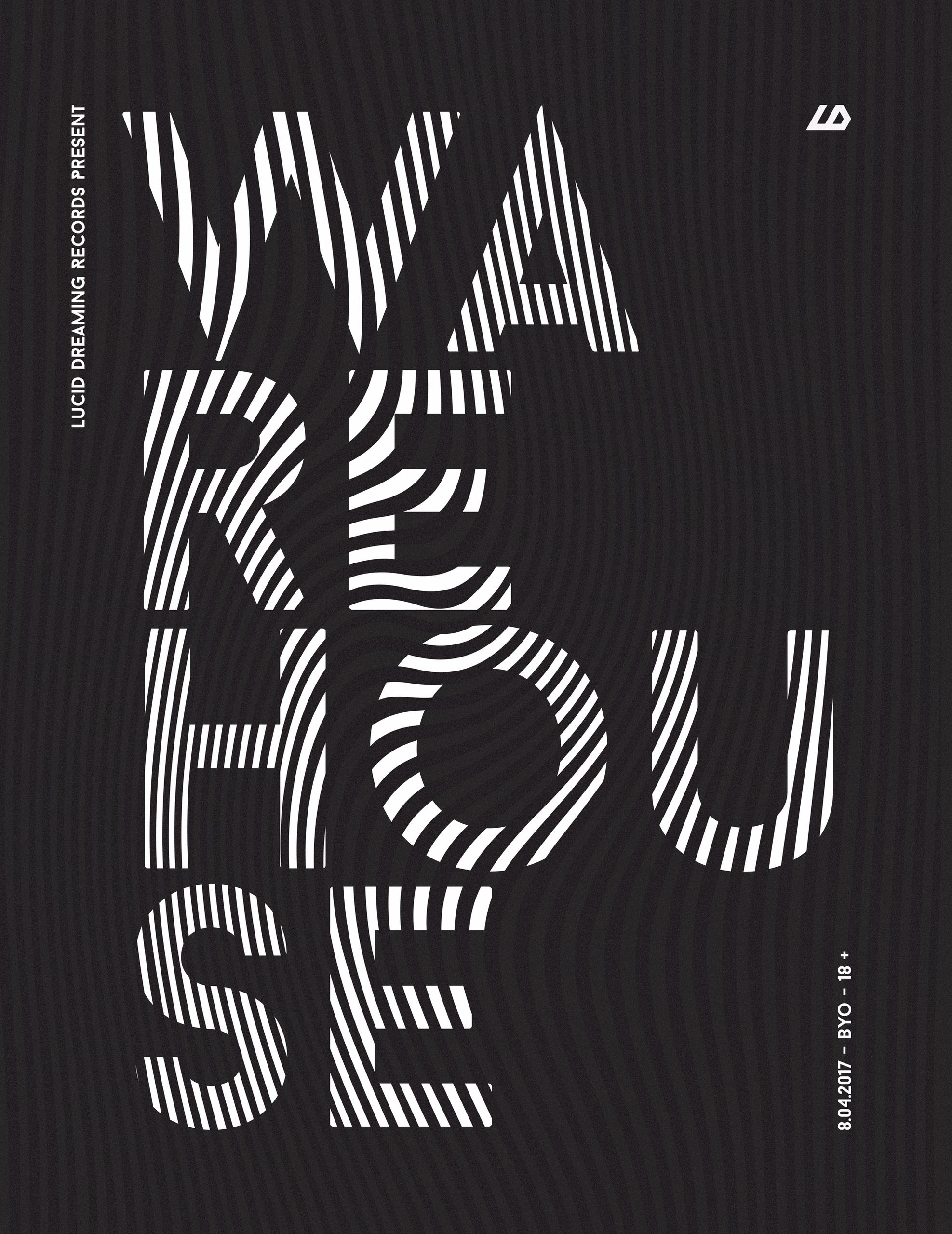 Poster Lucid Dreaming Records A - carolinanino | ello