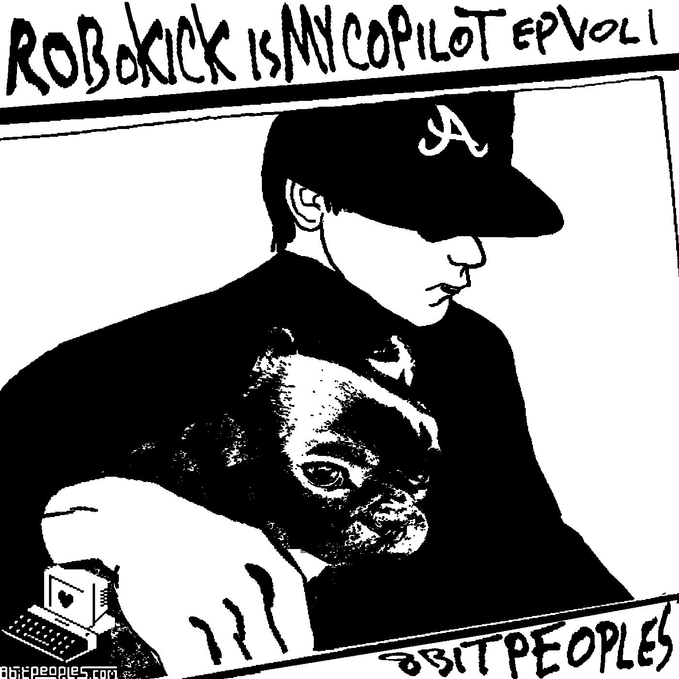 • 8BP137 - Aonami: Robokick Cop - 8bitpeoples | ello