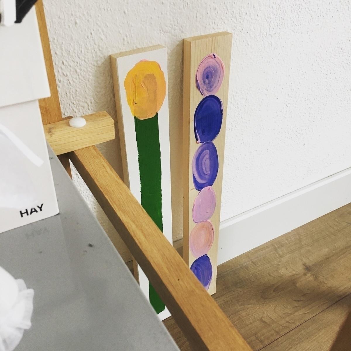 Artwork left overs expo Hamburg - julienmartin | ello