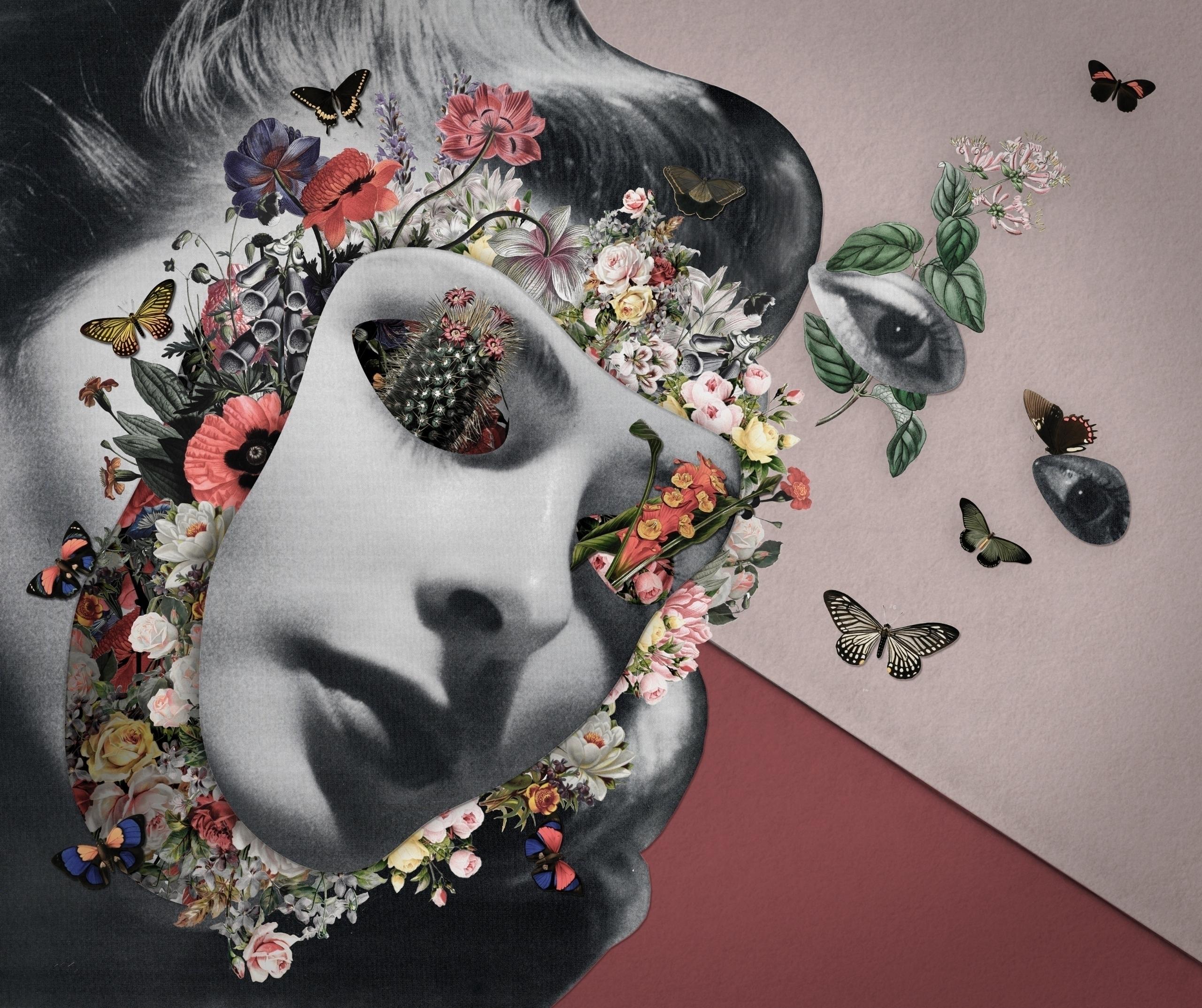 Paper collage 31 - collageart, collageartist - santasombra | ello