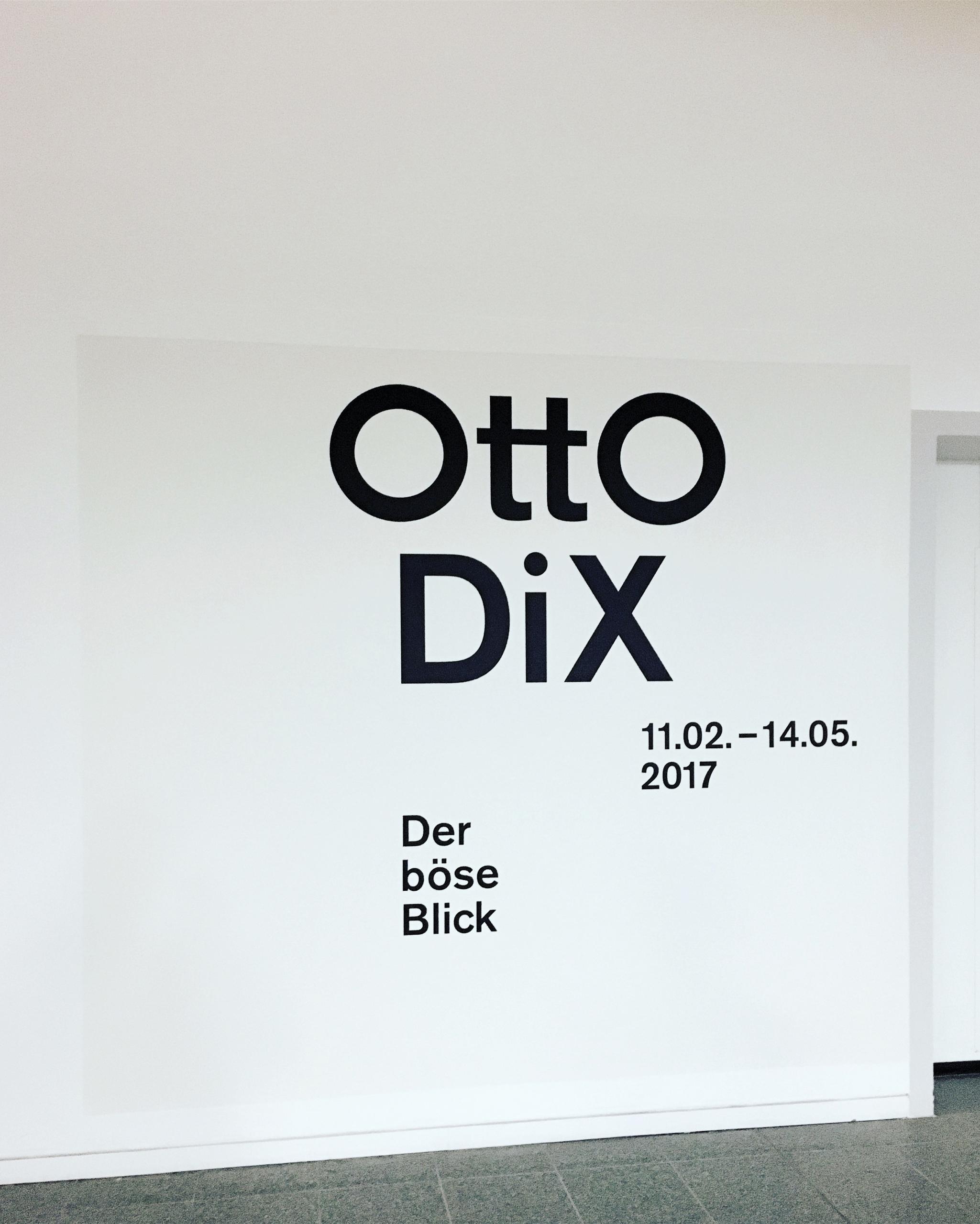 ottodix, kunstsammlungnrw, K20 - sascha_lobe | ello