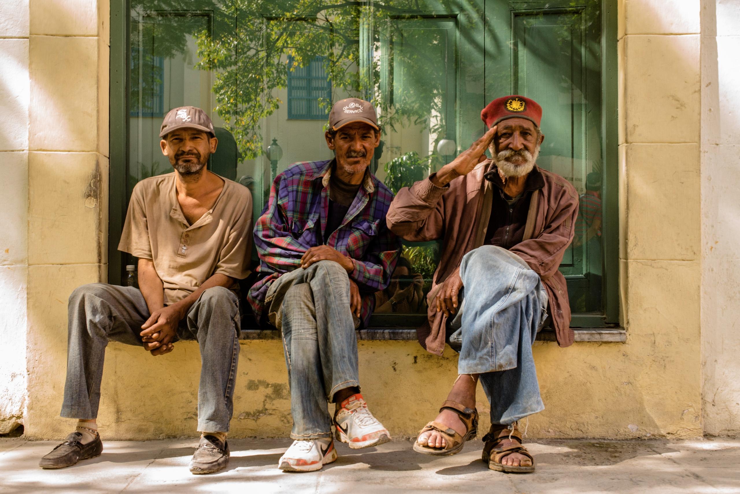 Saltute Havana, Cuba - giseleduprez   ello