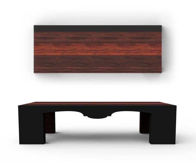 Klassik Coffee Table: modern, s - jamesowendesign | ello