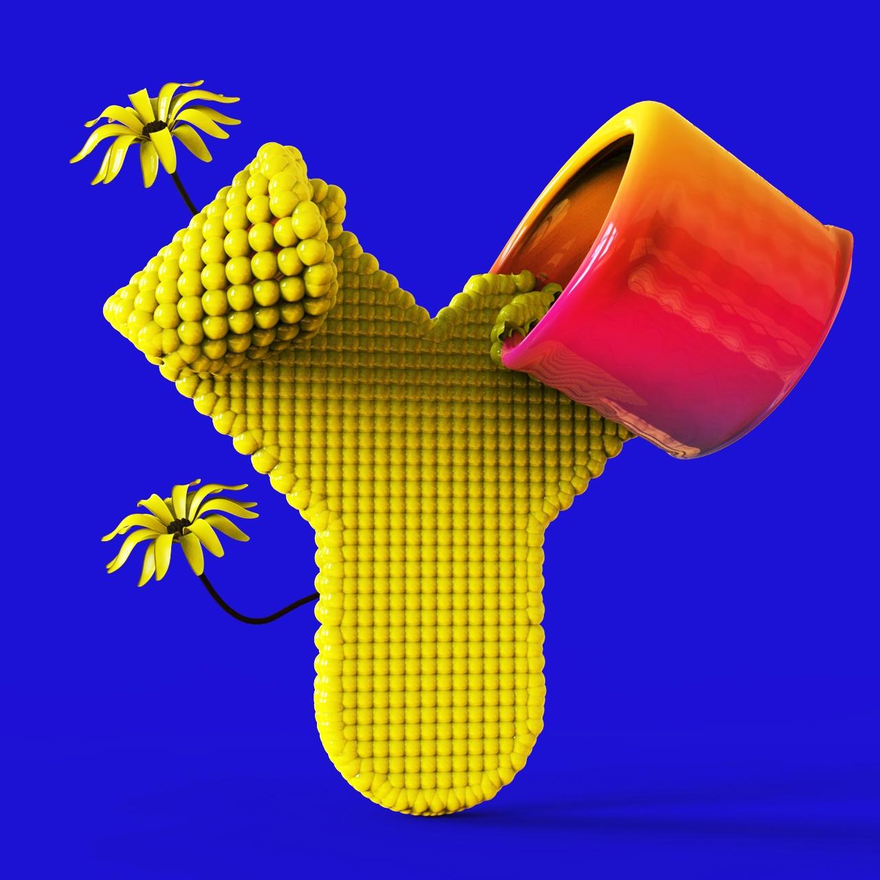 yellow - 36days_Y, ello - spartos | ello