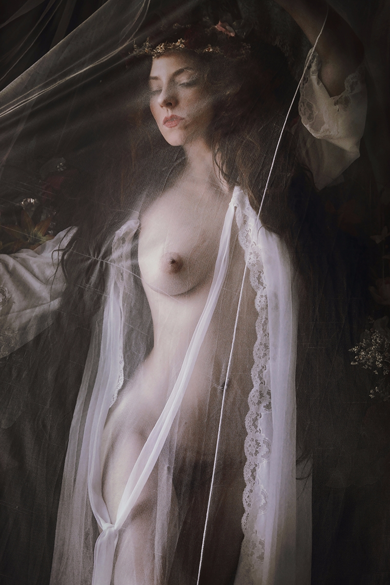 """Tale Maria Morevna"" — Photogra - darkbeautymag | ello"