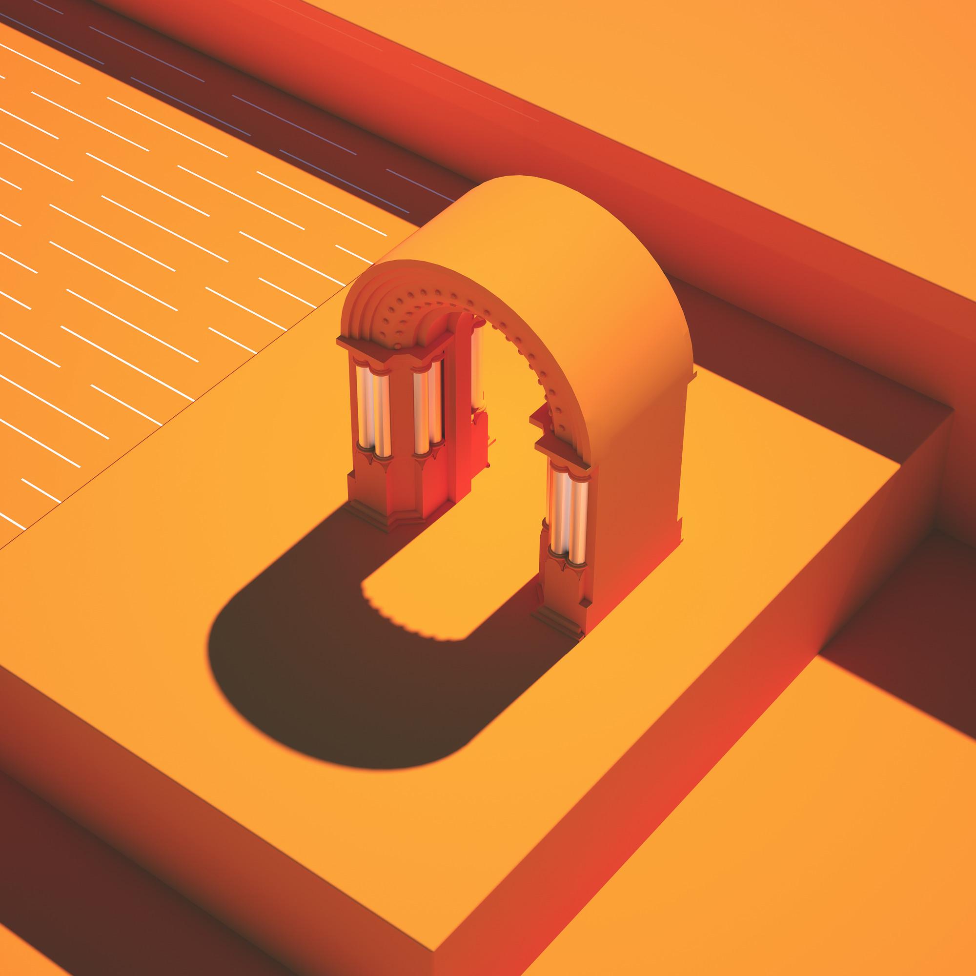 orange - 36daysoftype, 36days_0 - philiplueck | ello