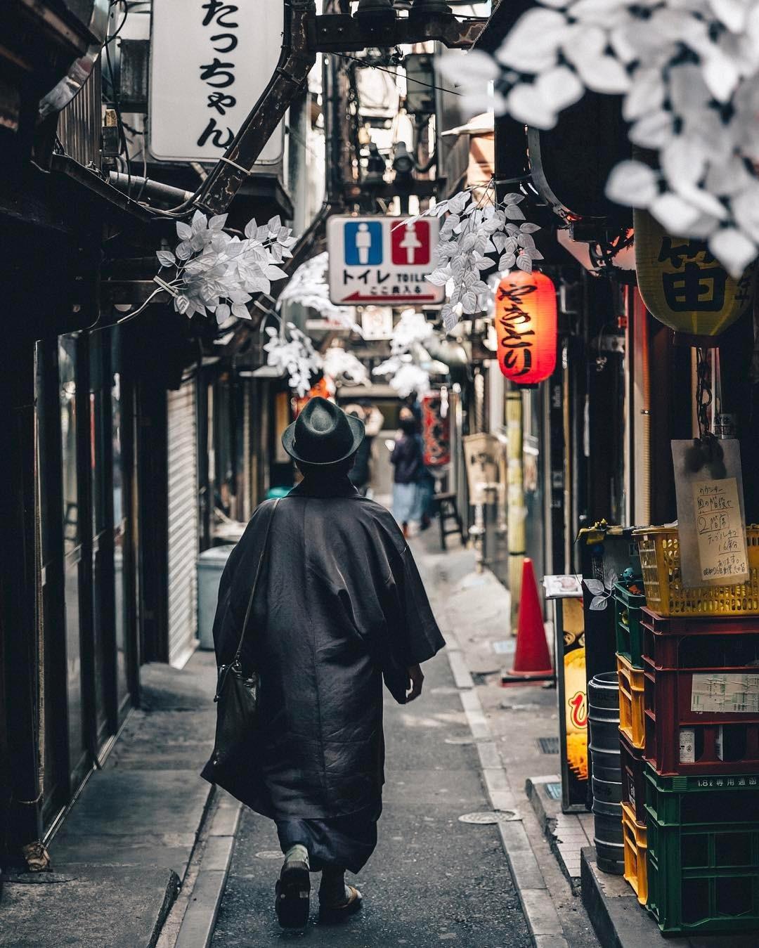 Vibrant Yoshiro Ishii - Japan, Instagram - photogrist | ello