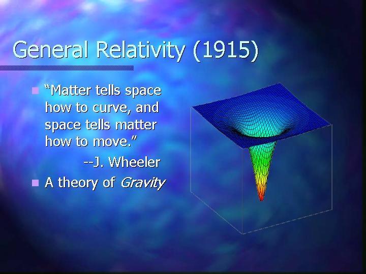 Happy birthday general theory r - rleebyers | ello