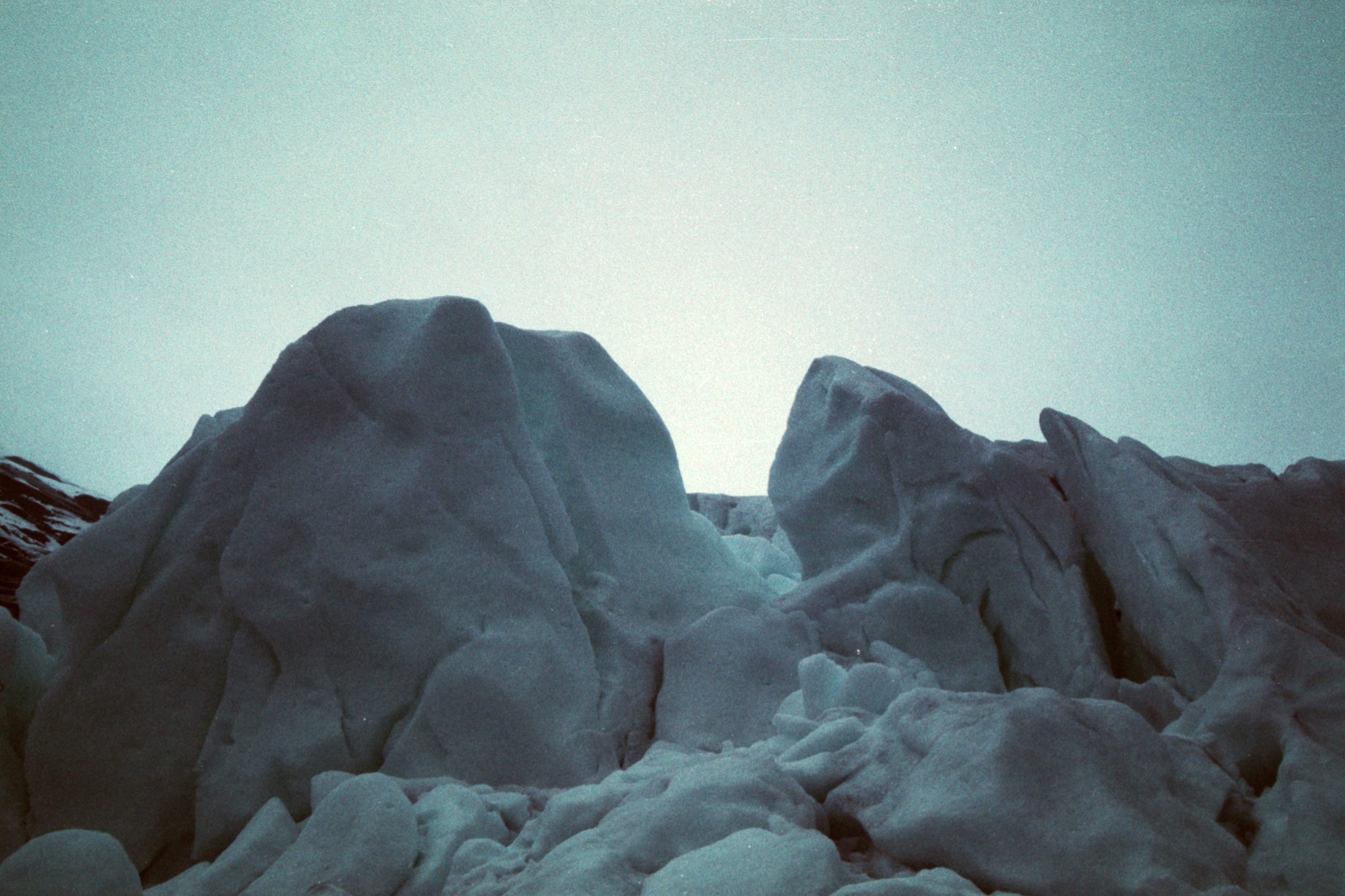 Glacier - 1, photographer, photo - acidecabine | ello