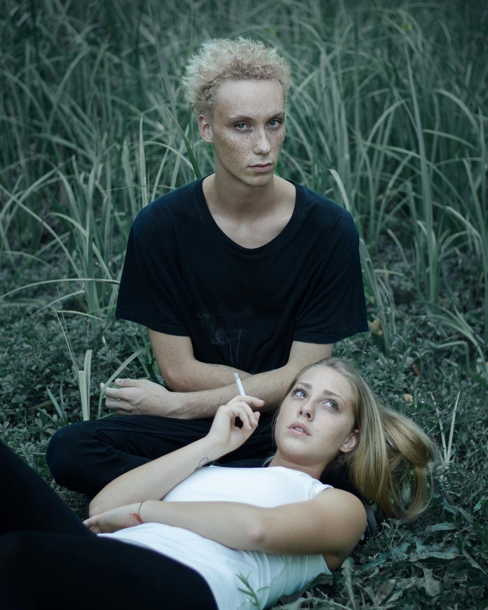 Photographer:Leonid Litvac Mod - darkbeautymag | ello