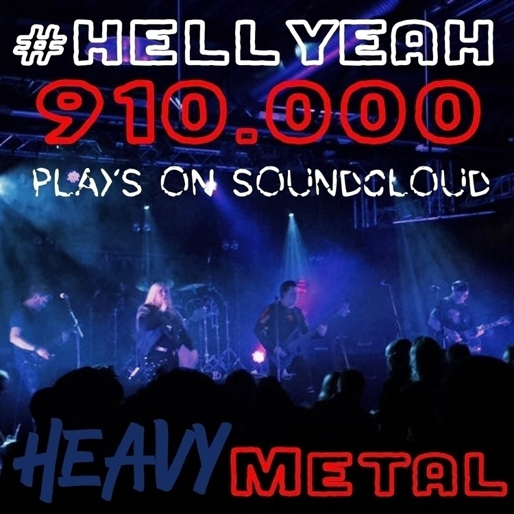 Join count 1.000.000 plays - HELLYEAH! - wastelandrocks | ello