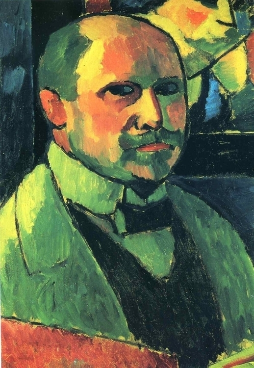 Alexej von Jawlensky: 1911 - arthurboehm | ello