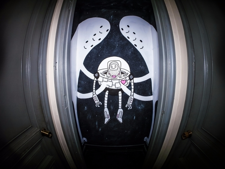 View space encounters installat - timrobot | ello