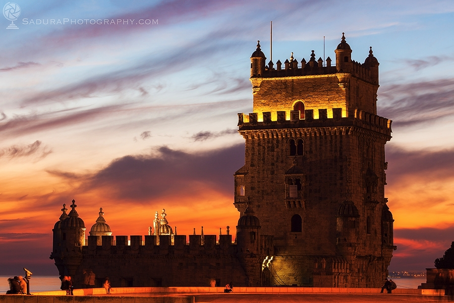 Belem Tower (Tower St Vincent)  - hsphotos | ello