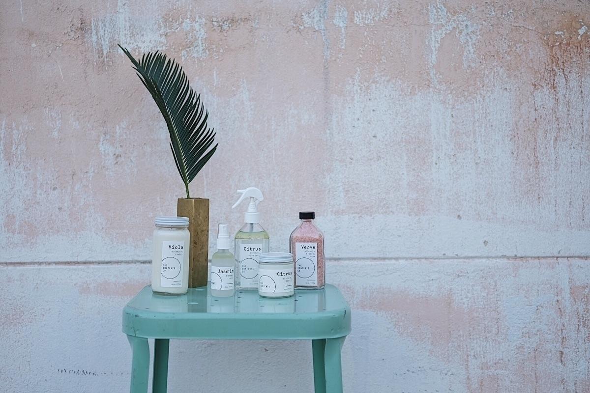 Modern Botanic Wares - modern, minimal - thecontentsco | ello
