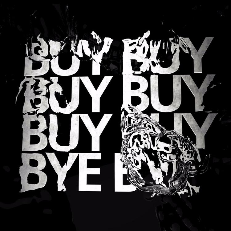 BUY BYE - 2017, ateliermartini, typo - ateliermartini | ello