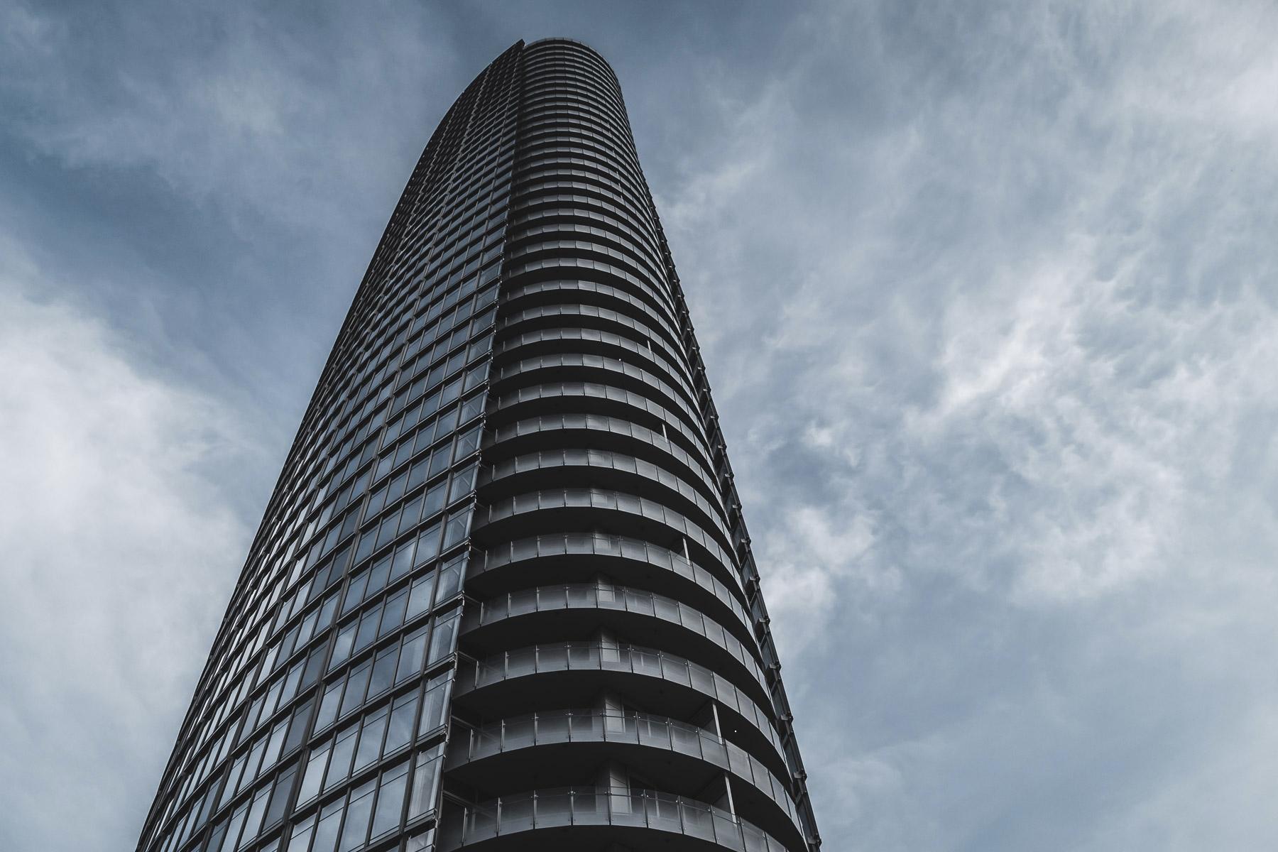 Modern Monolith Museum Tower im - mattgharvey   ello