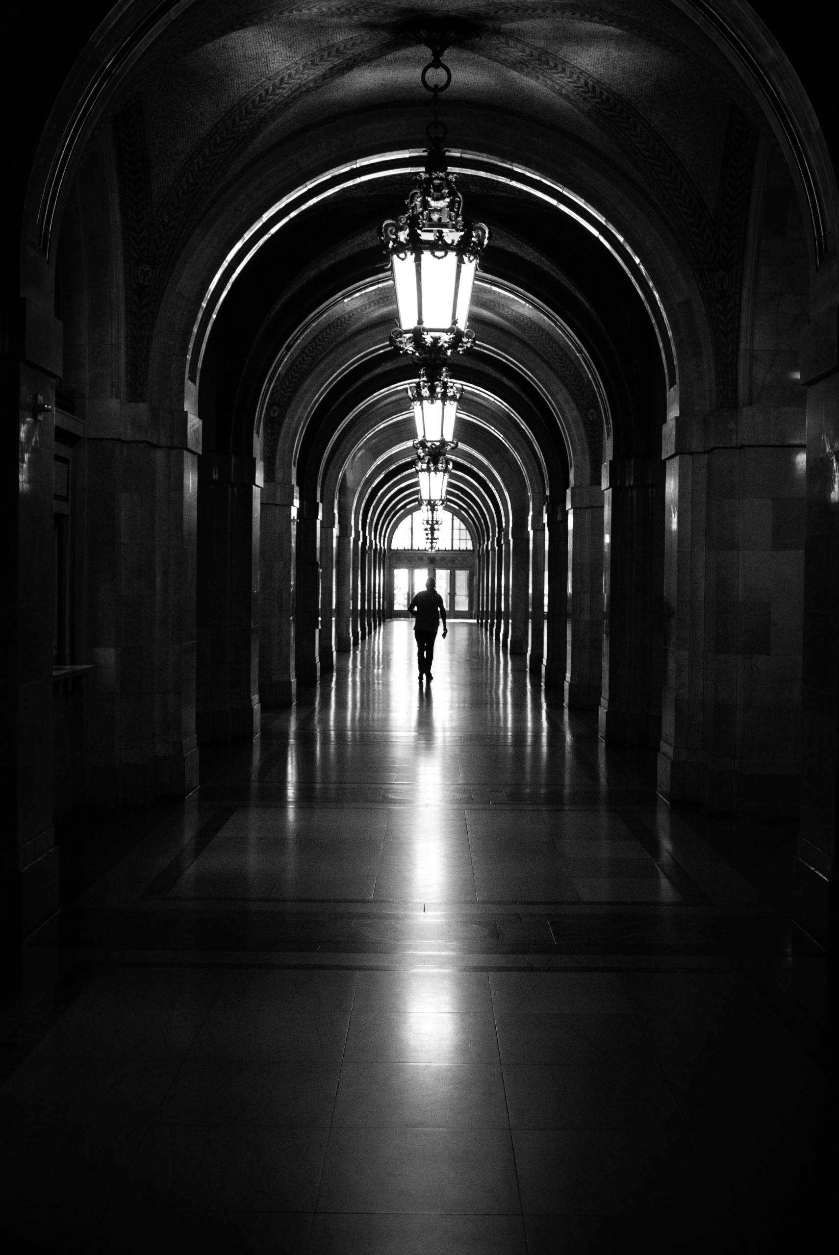 corridors power - run. City Chi - junwin | ello
