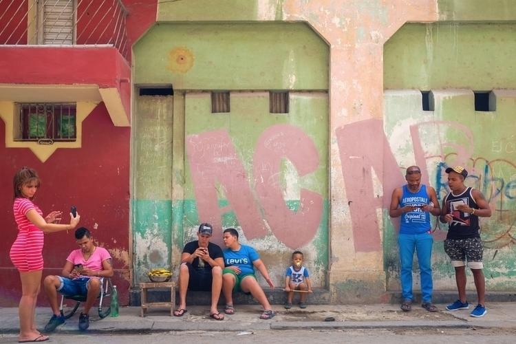 Street Scene Havana Cuba - giseleduprez | ello