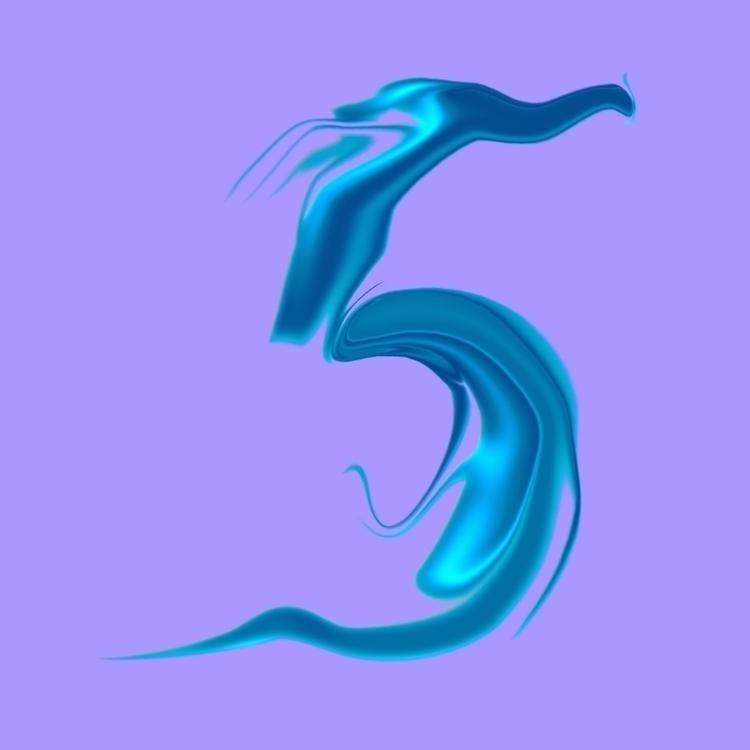 NUMBER: 5 - 36daysoftype, 36days_5 - ideflex | ello