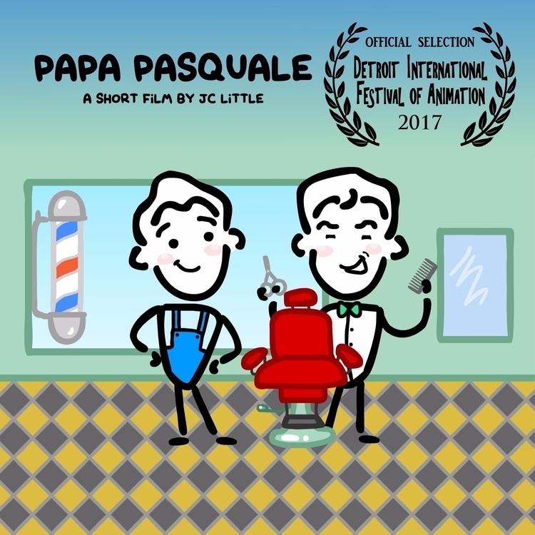 Happy! Papa Pasquale Official S - theanimatedwoman | ello