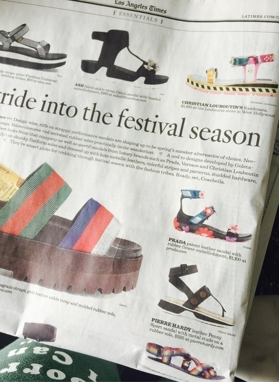 read Sunday Paper... glad Times - usual_anomaly | ello