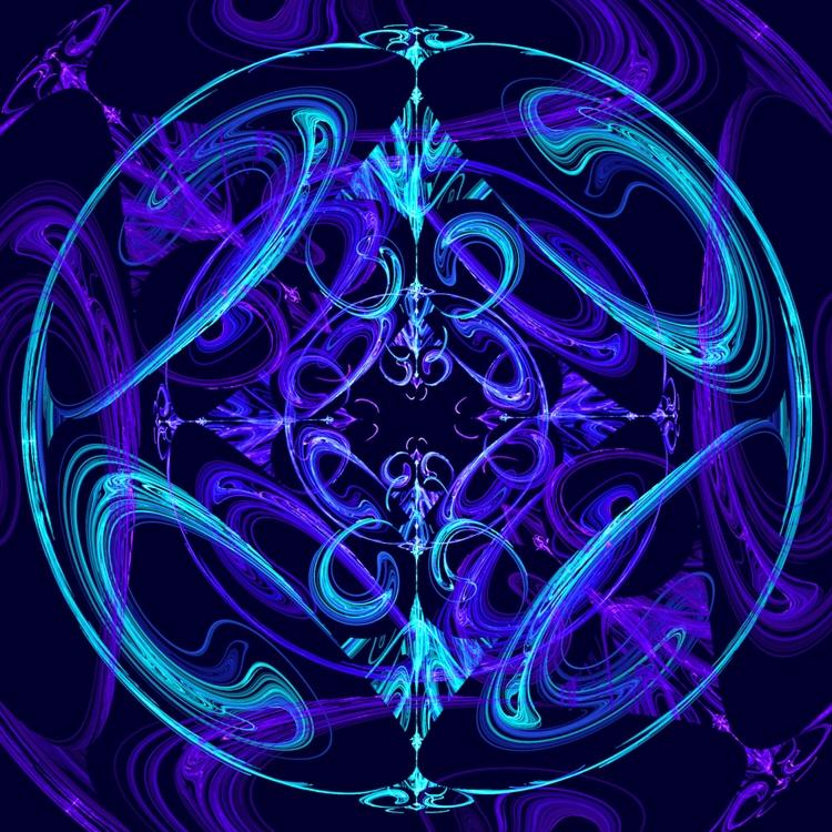 grrroup - fractal, abstract - alexmclaren | ello