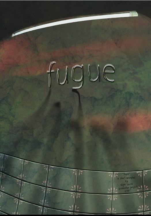 2d animation project fugue Post - alpcvz | ello