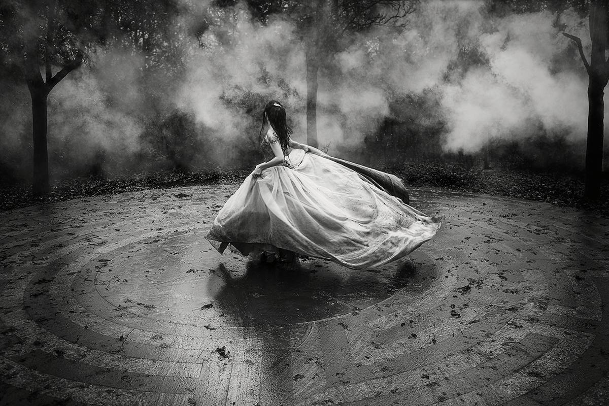 Photographer:Ange Harper Druid - darkbeautymag | ello