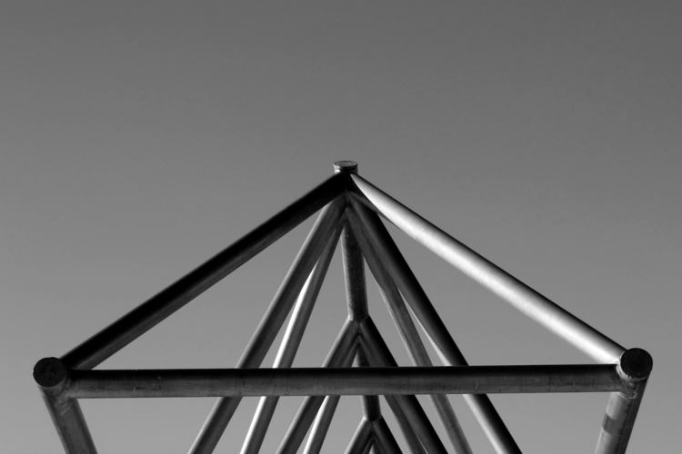 Ray - 2., Architecture, BW, Photography - whes | ello