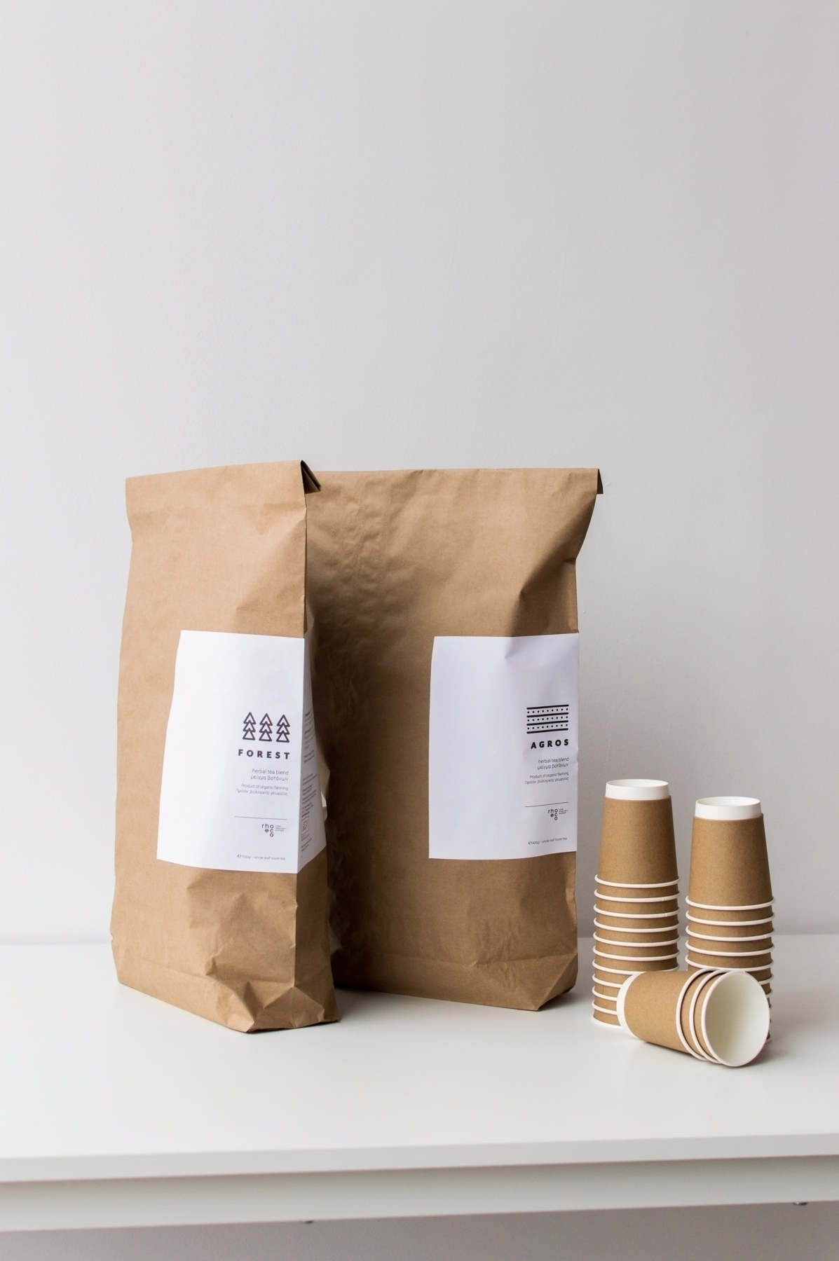 packages designed fit catering  - rhoeco_fineorganicgoods | ello