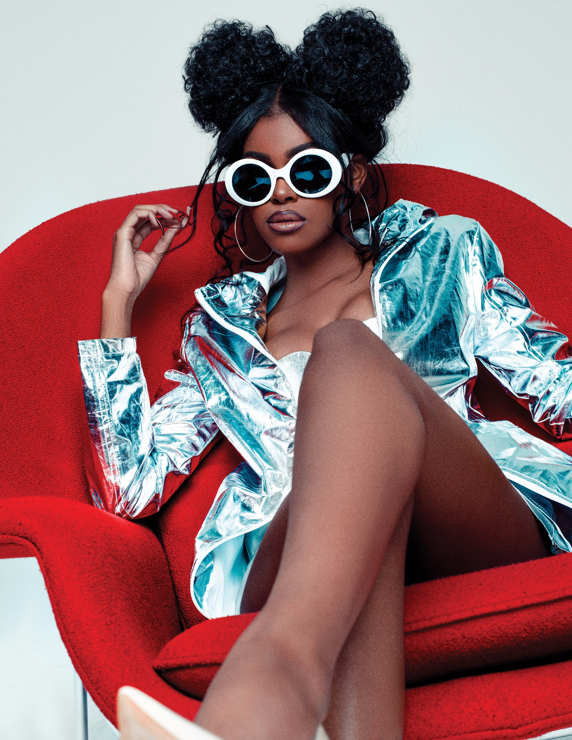 Hip-Hop Lil Kim Diamond White p - theprettibook | ello