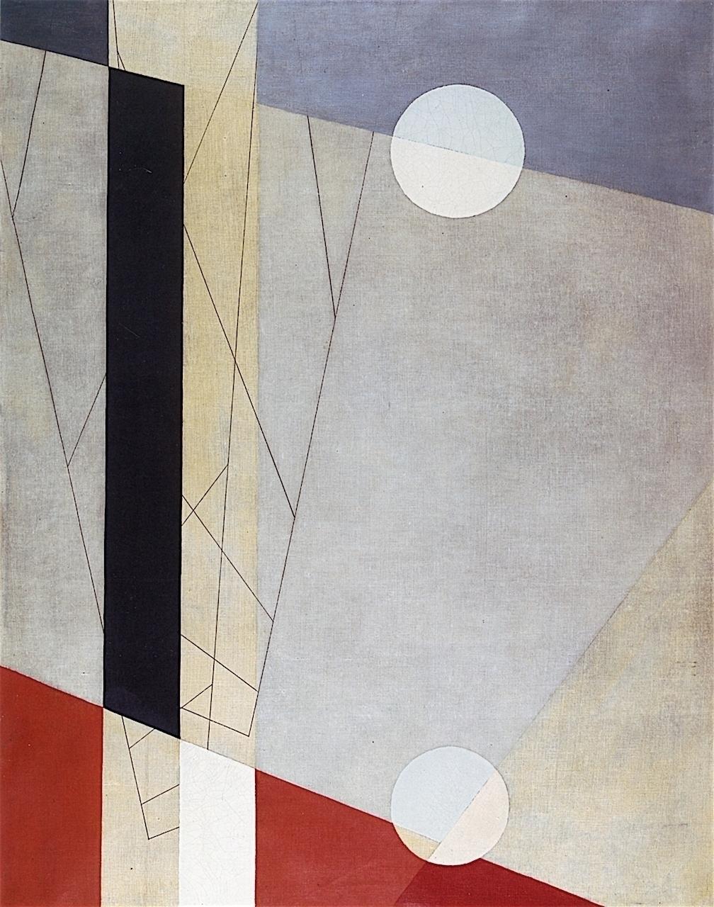 László Moholy-Nagy: VI, 1925 - arthurboehm   ello