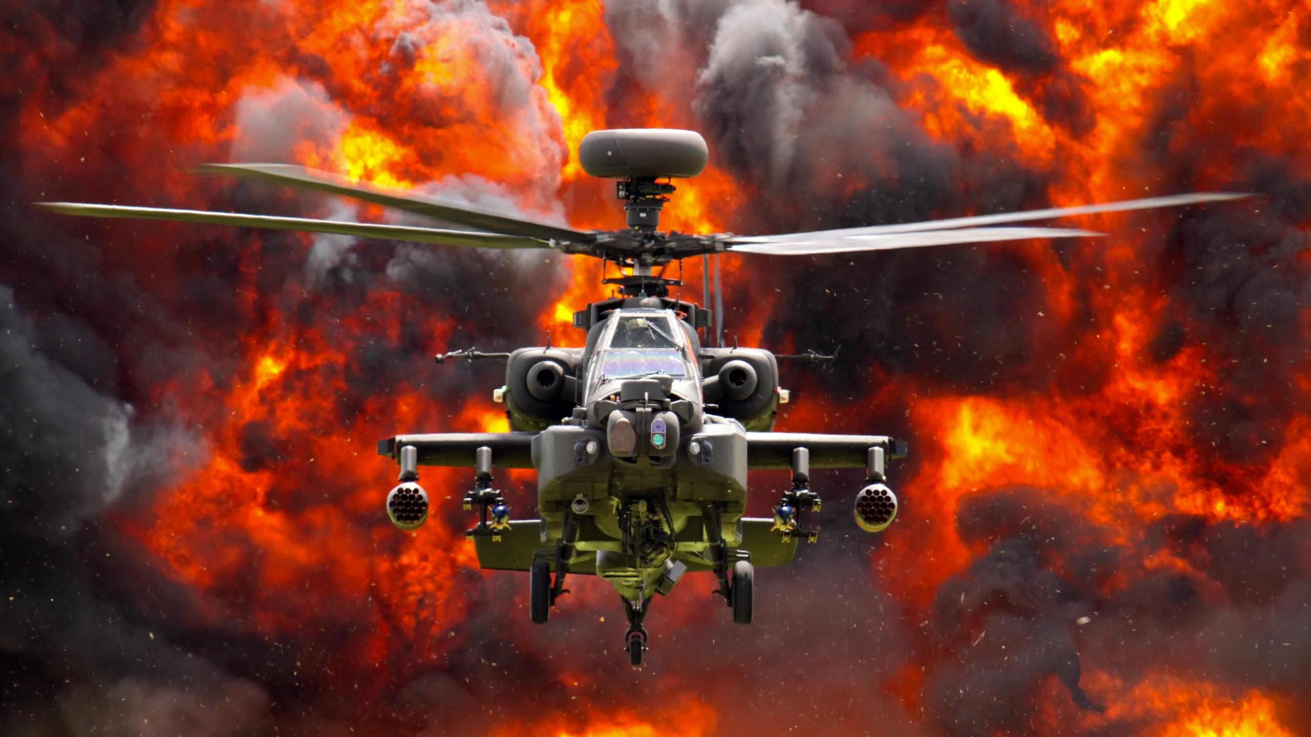Apache display med eksplosiv fi - klavs1972 | ello