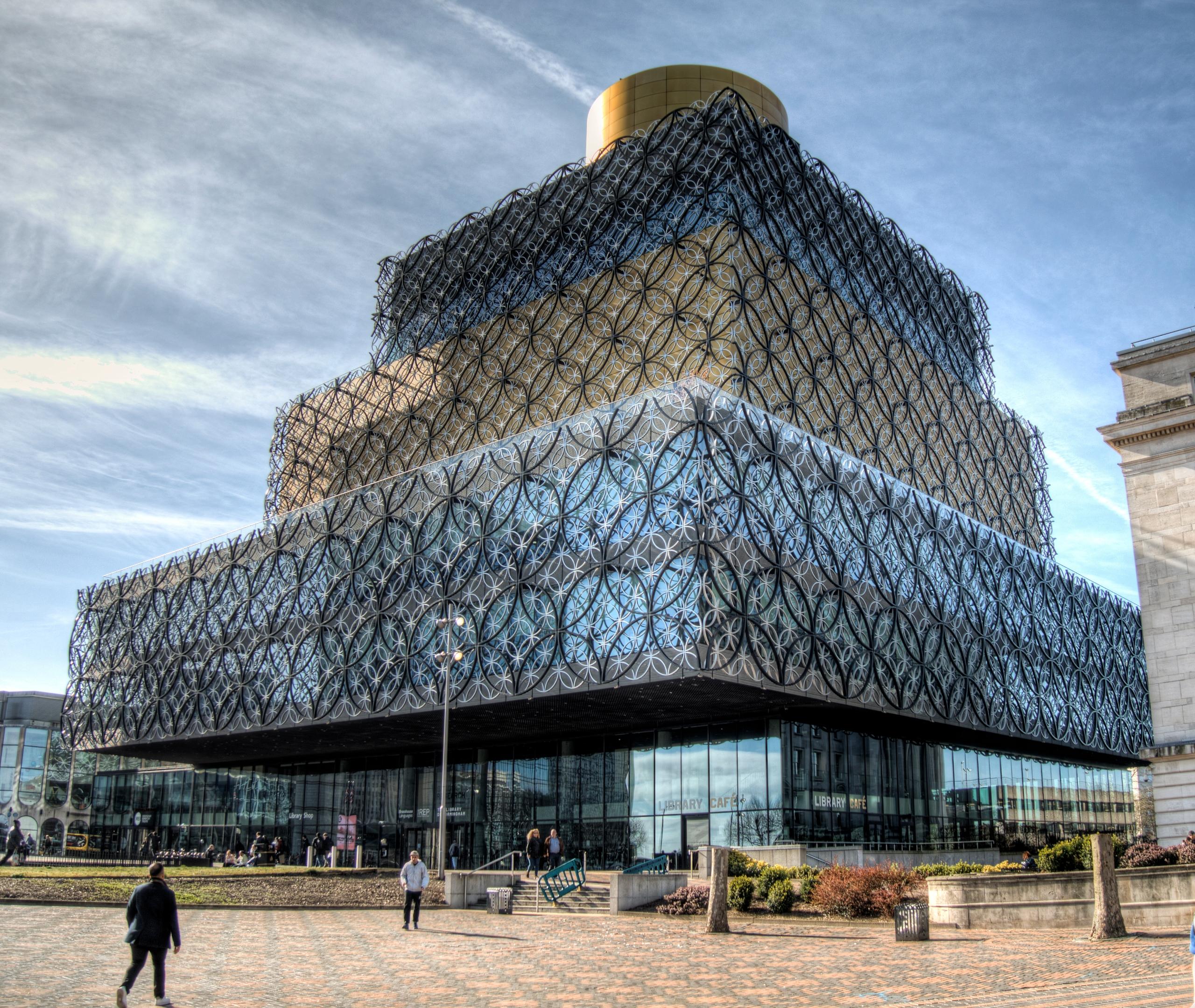 Birmingham Library - Birmingham - neilhoward | ello