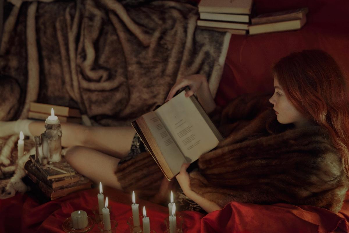 """Story World"" — Photographer:M - darkbeautymag | ello"