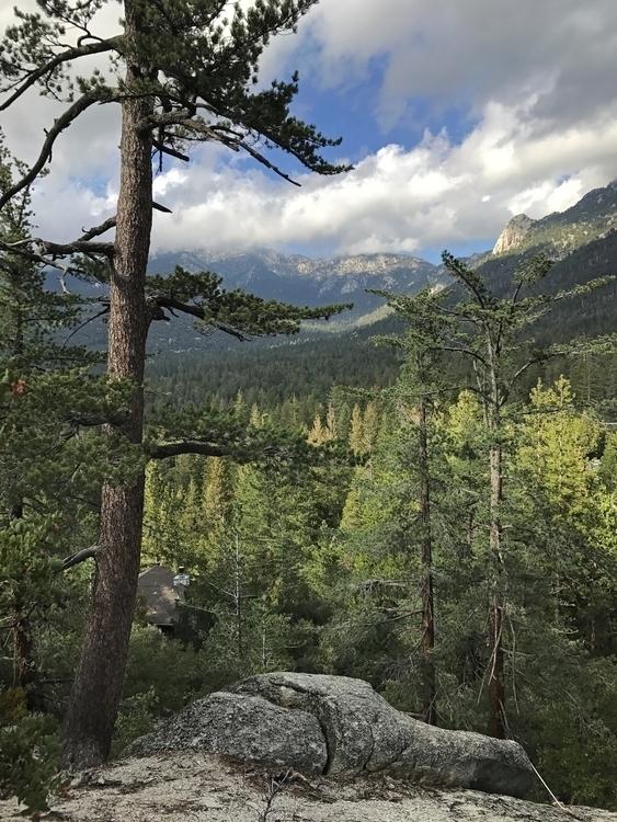 Tahquitz Peak High-Castle, Idyl - odouglas | ello